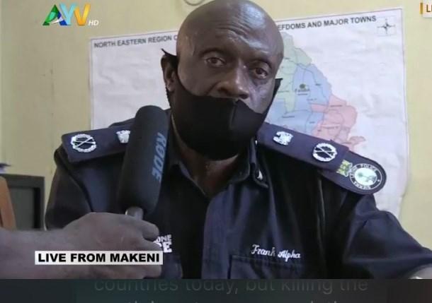 Makeni riot: Over forty-five people have been arrested