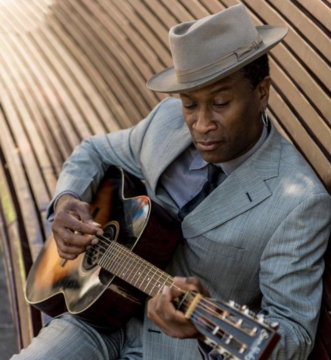 Sierra Leonean guitarist nominated for an international award