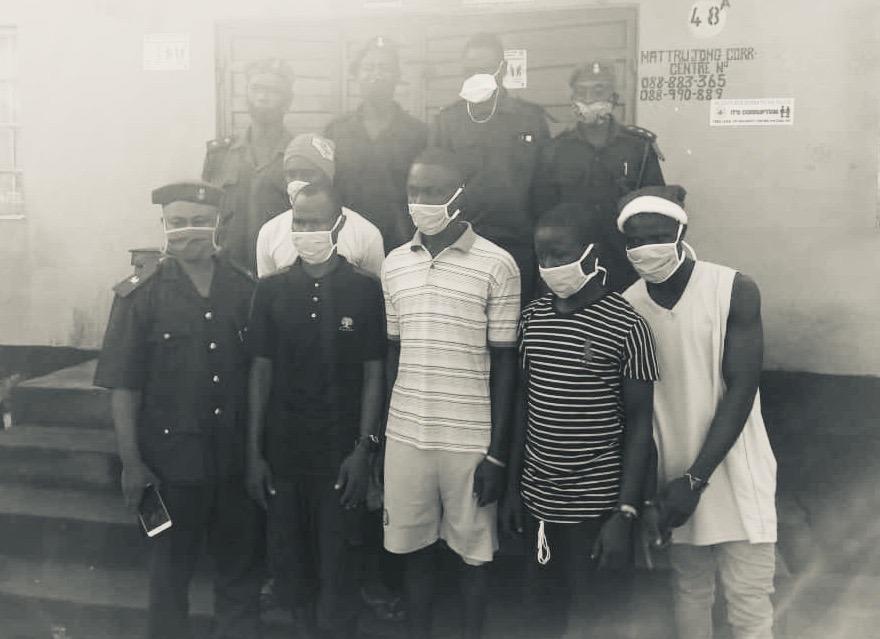 Five inmates in mattru Jong pardoned and freed