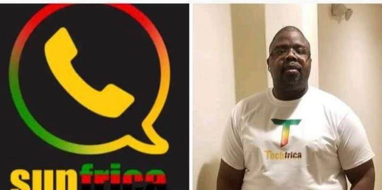 US based Sierra Leonean develops SupAfrica a new messaging App